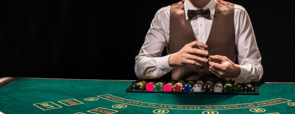 Free Blackjack - Play without the risk of losing money
